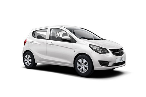 location voiture Martinique : A Opel Karl 2020
